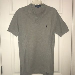 Grey polo By Ralph Lauren